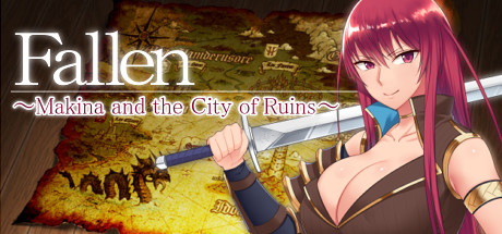 Fallen Makina and the City of Ruins